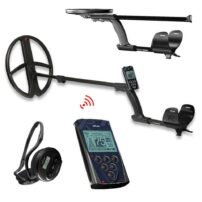XP DEUS BIG 34х28см X35  + безжични слушалки + дистанционно